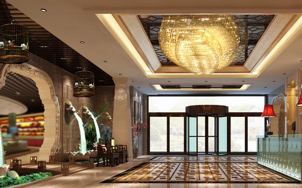 酒店整体 设计