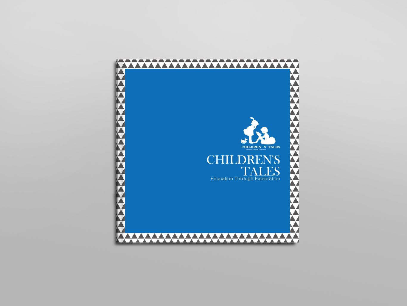 孩子的故事国际幼儿园 画册图0