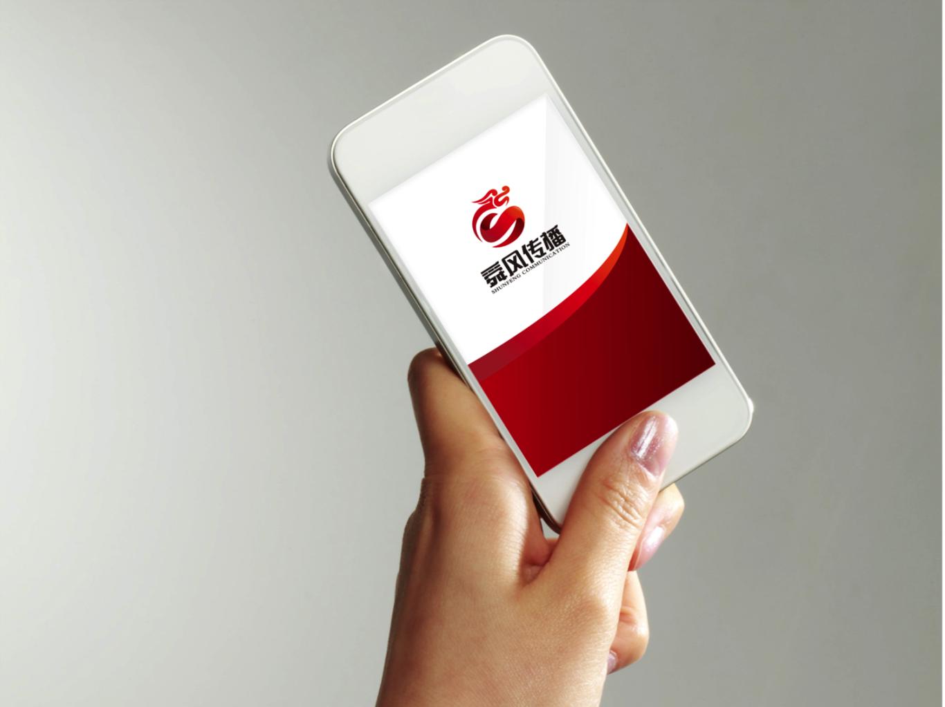 舜风传播 品牌logo设计图3