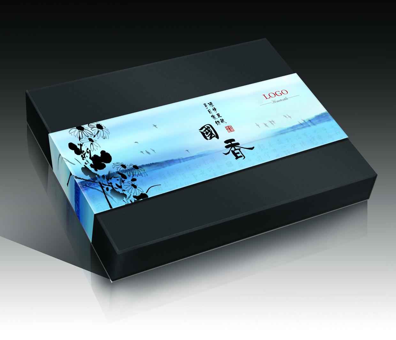 中国水墨礼盒图3