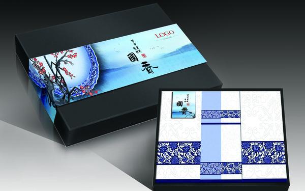 中国水墨礼盒