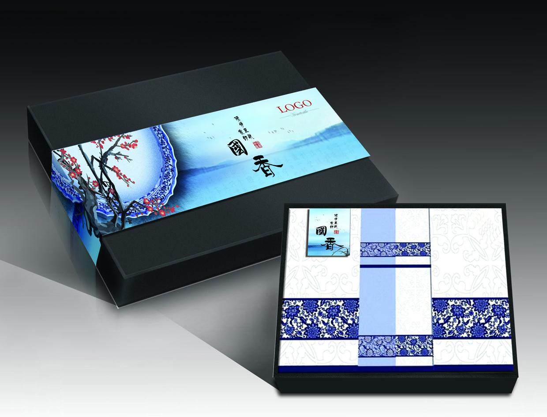 中国水墨礼盒图5