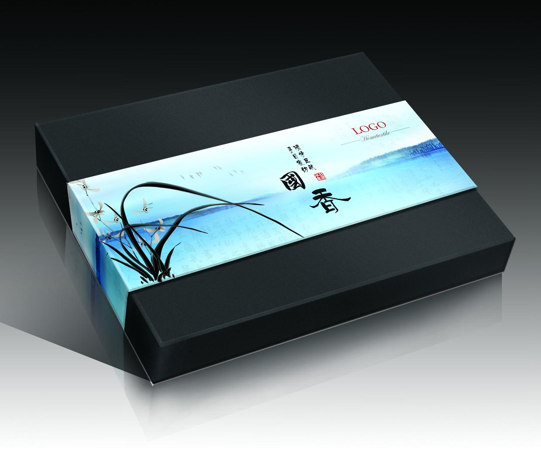中国水墨礼盒图1