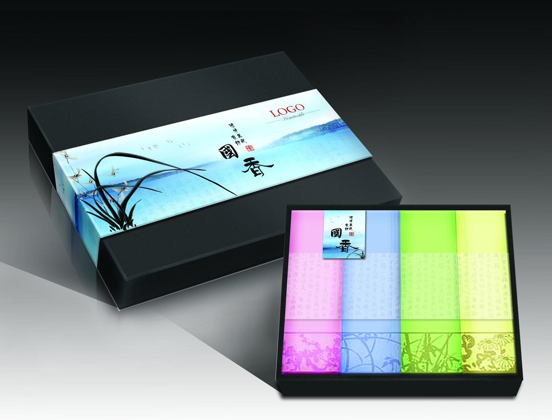 中国水墨礼盒图4
