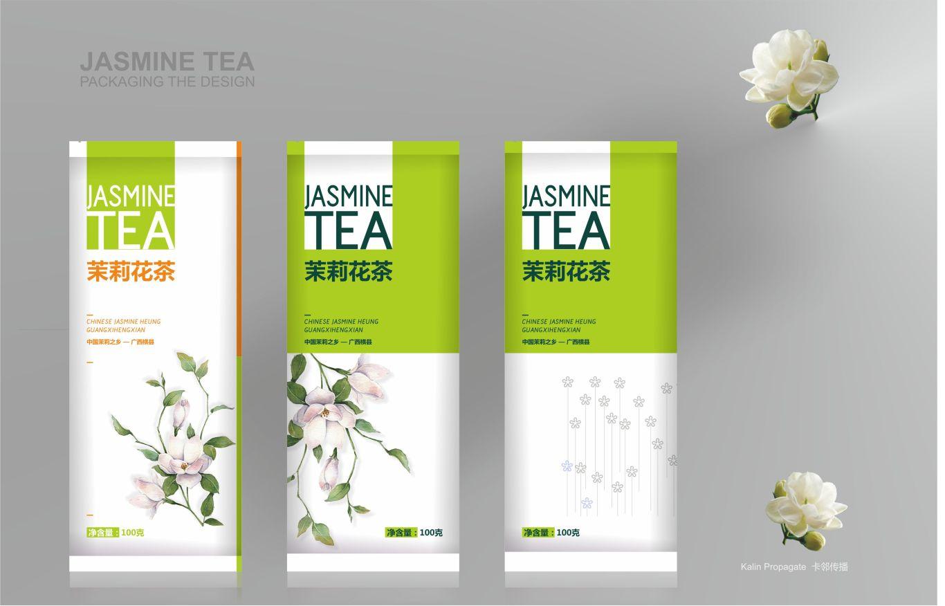 茉莉花茶包装图3