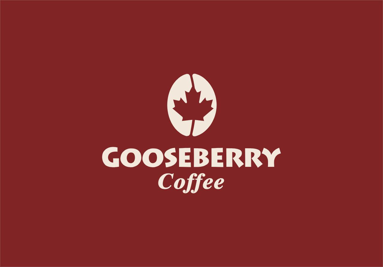 GOOSEBERRY 咖啡 LOGO设计图1