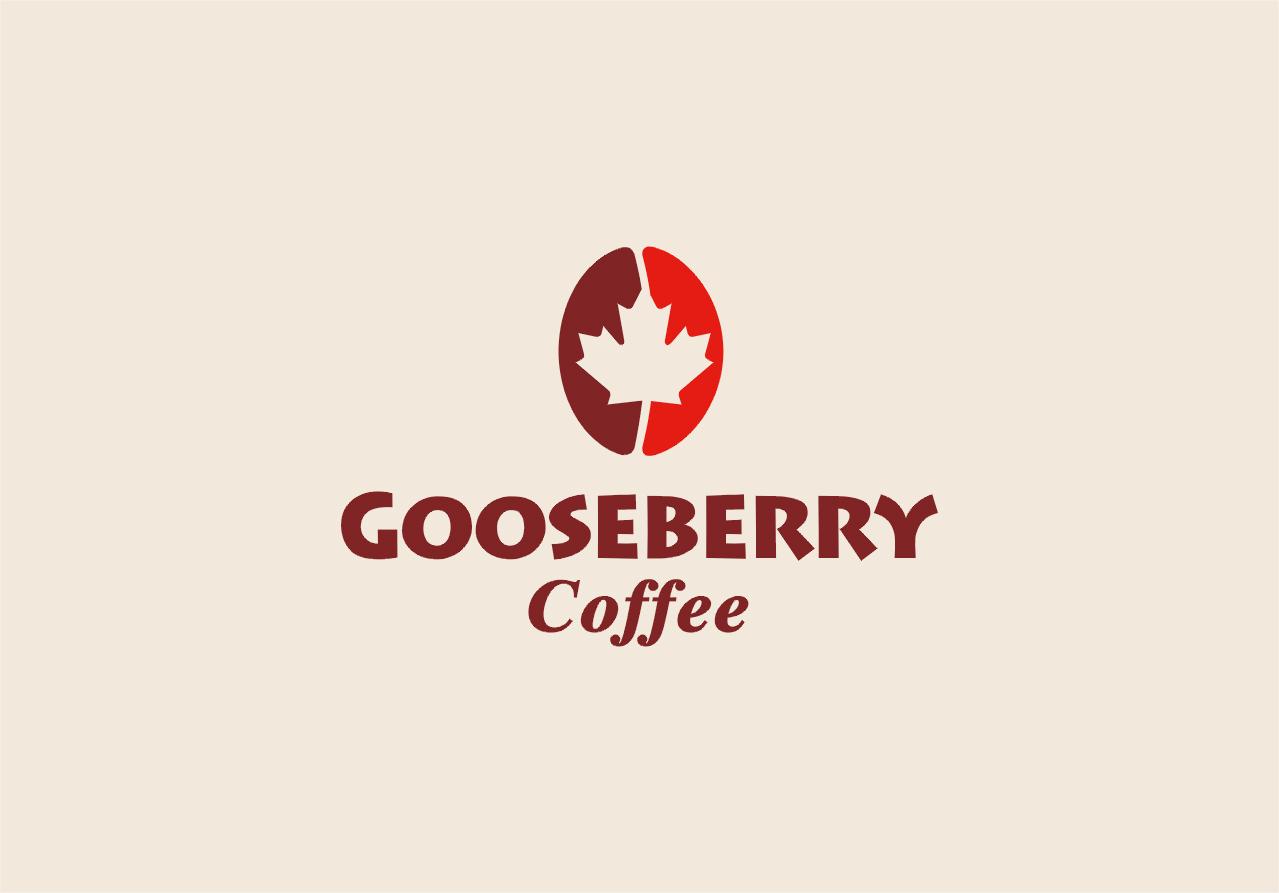 GOOSEBERRY 咖啡 LOGO设计图0
