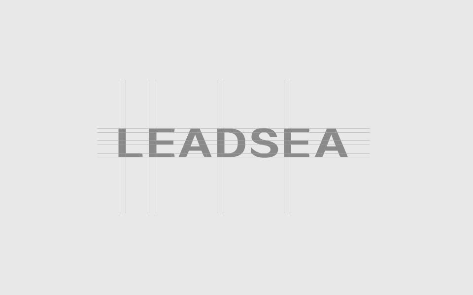 Leadsea品牌Logo设计与VIS设计图2