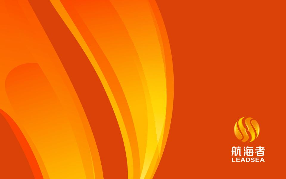 Leadsea品牌Logo设计与VIS设计图1