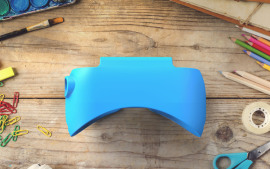 平行科技虚拟现实头戴设备PLAY