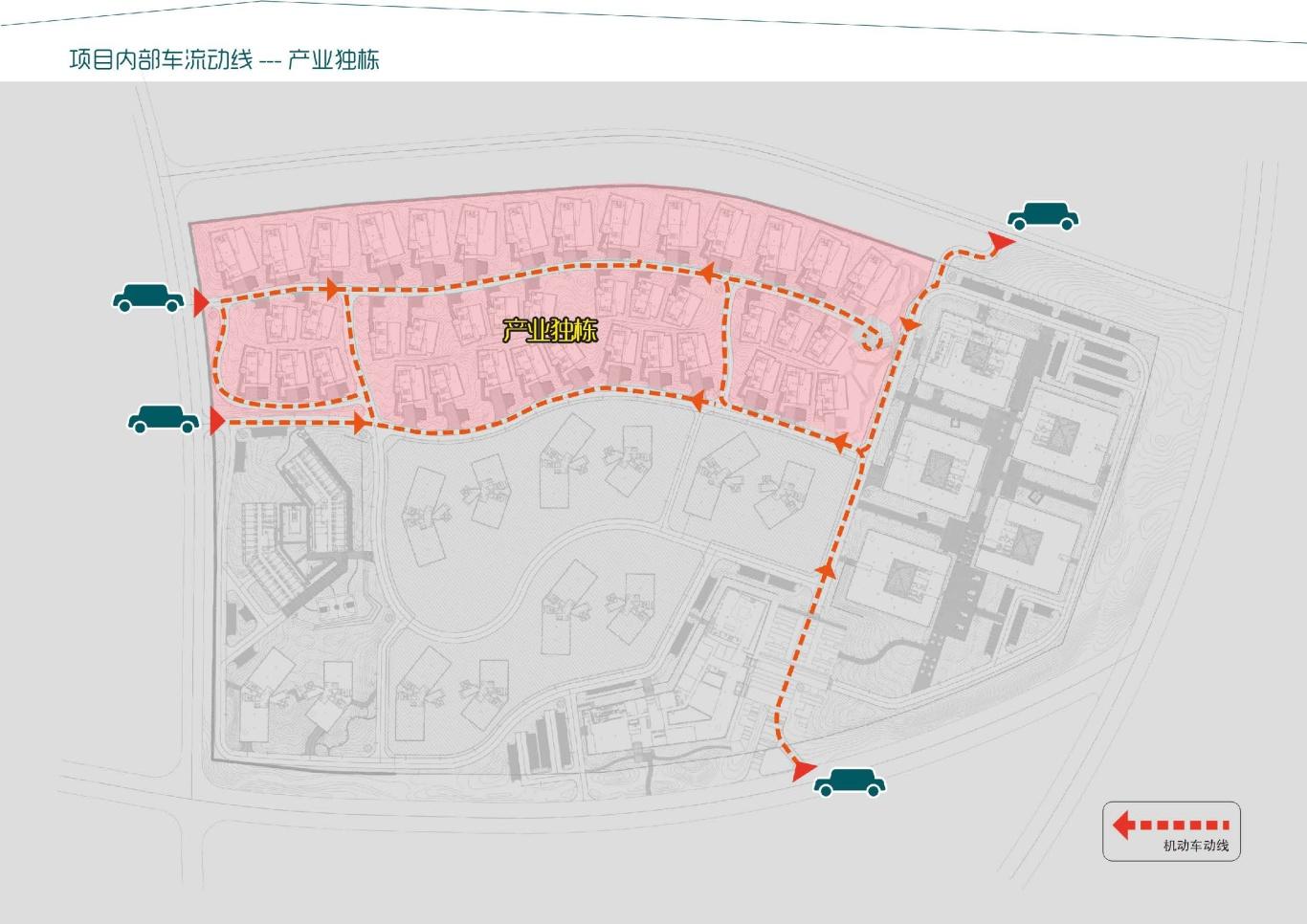 大连泰达慧谷开发区导视系统设计图9