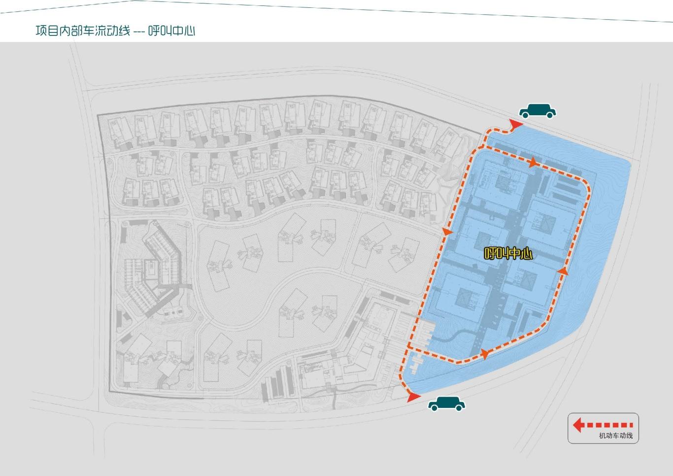 大连泰达慧谷开发区导视系统设计图12