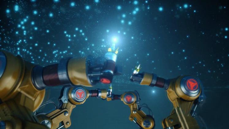 三一重工机械手臂产品片头图2