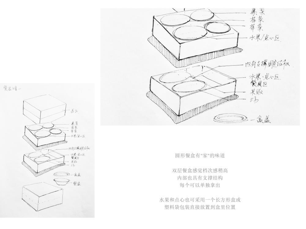 采薇快餐品牌标识设计图24