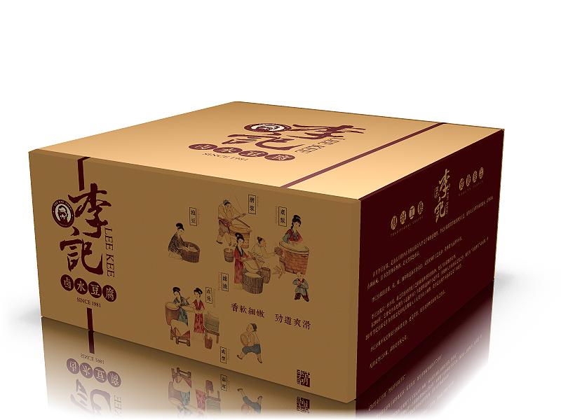 李记豆腐包装设计图6