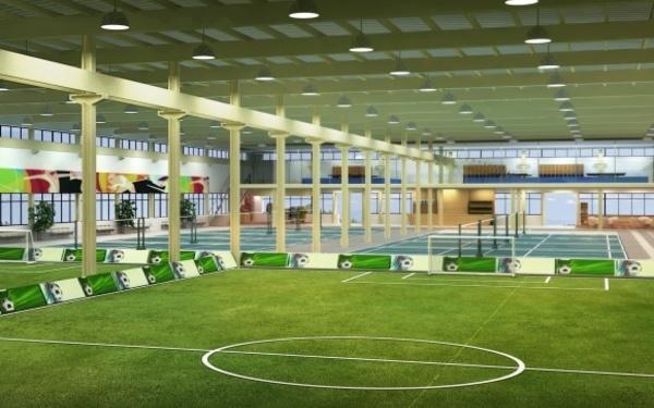峻域体育馆设计方案