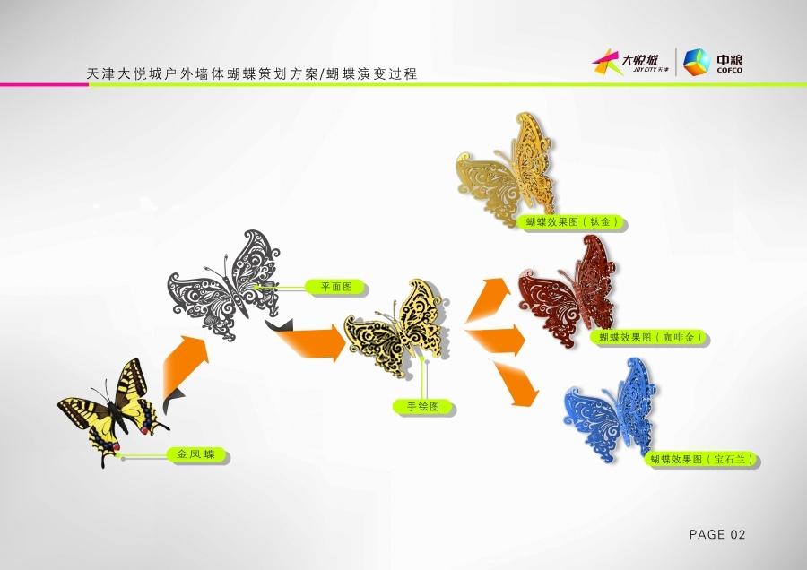 大悦城景观改造图2