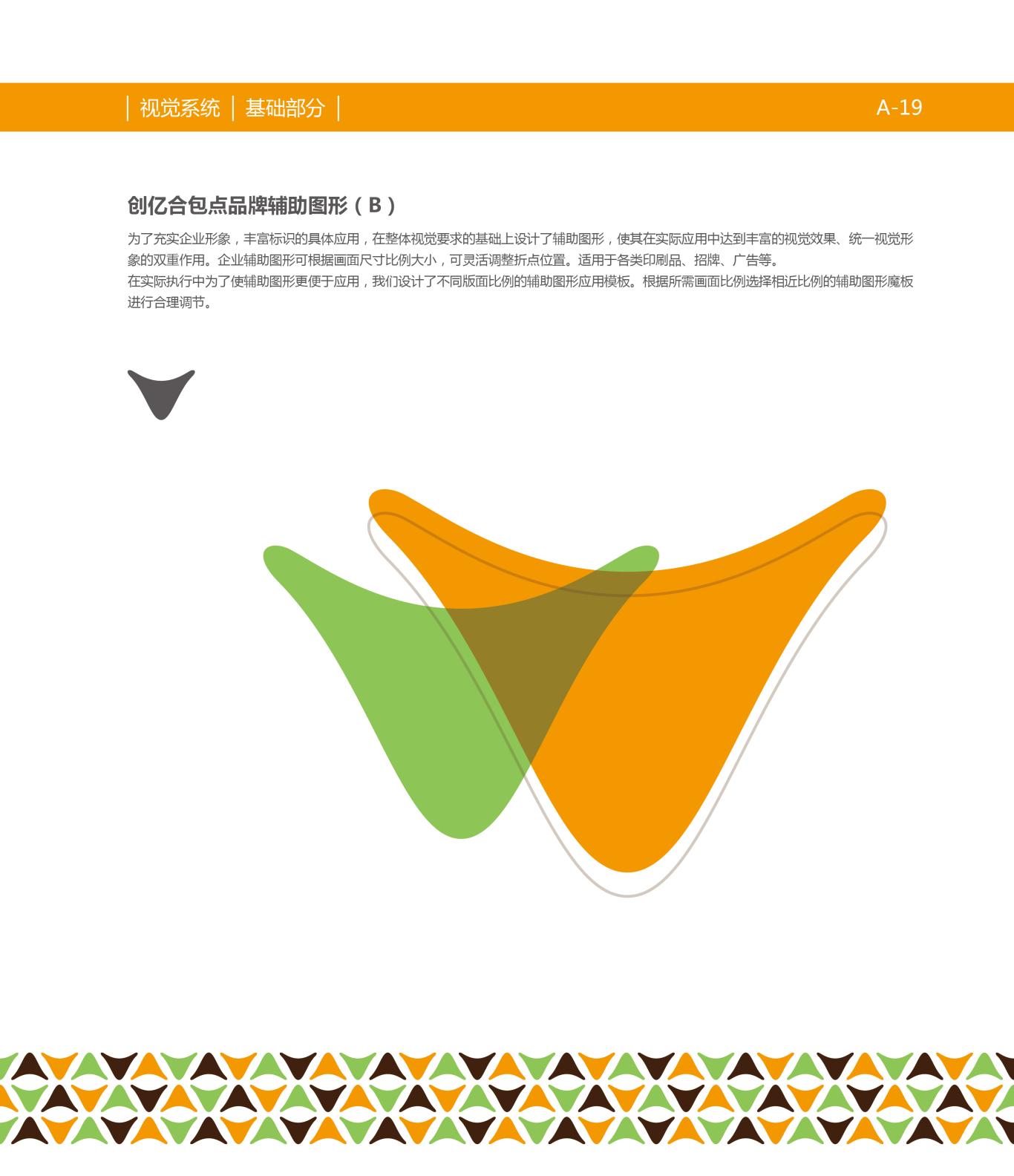 锐晟设计成功案例—创亿和包点VI图0