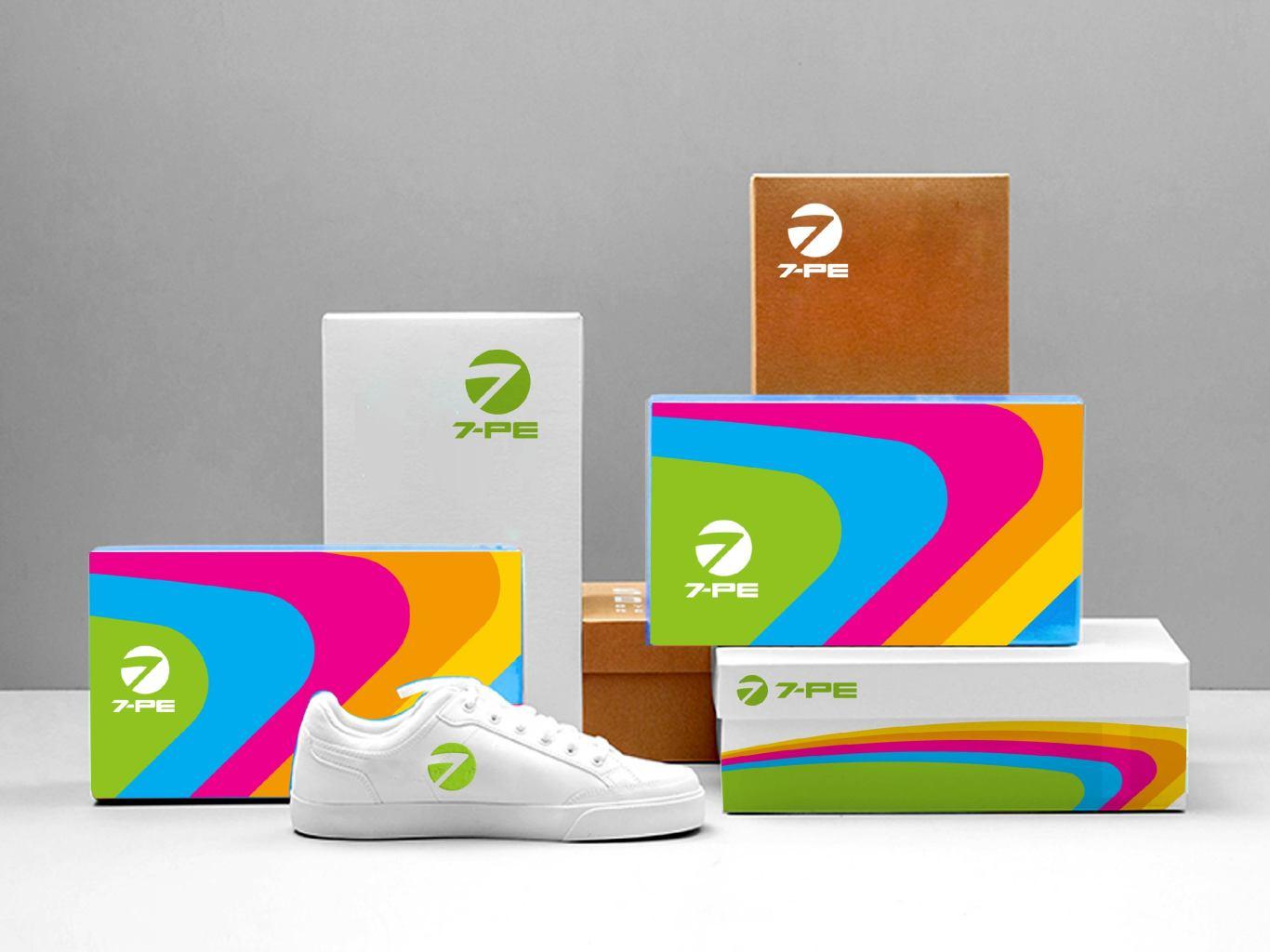 七波辉(7-PE)青少年休闲服饰品牌设计方案图3