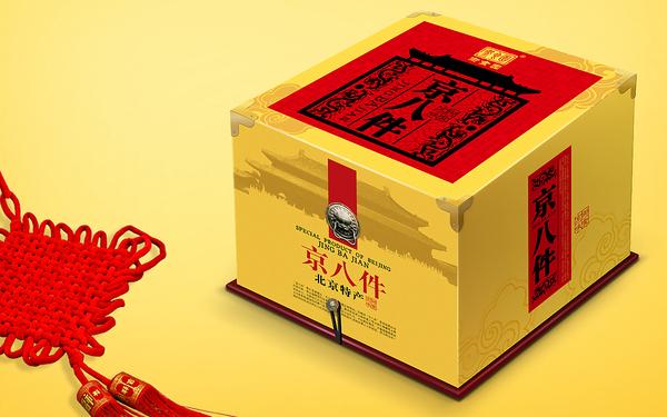 御食园品牌包装系列