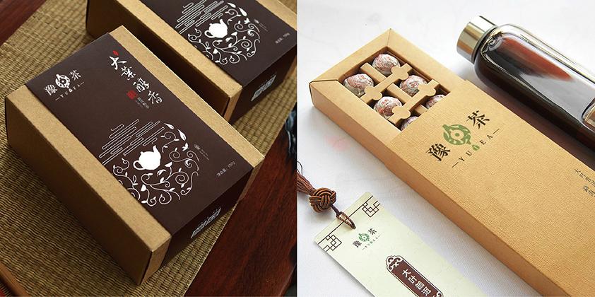 YUTEA豫茶品牌形象设计图4