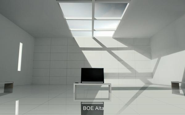 BOE Alta 工艺VCR