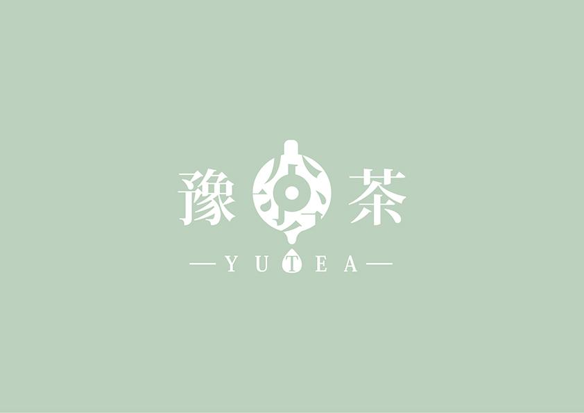 YUTEA豫茶品牌形象设计图1