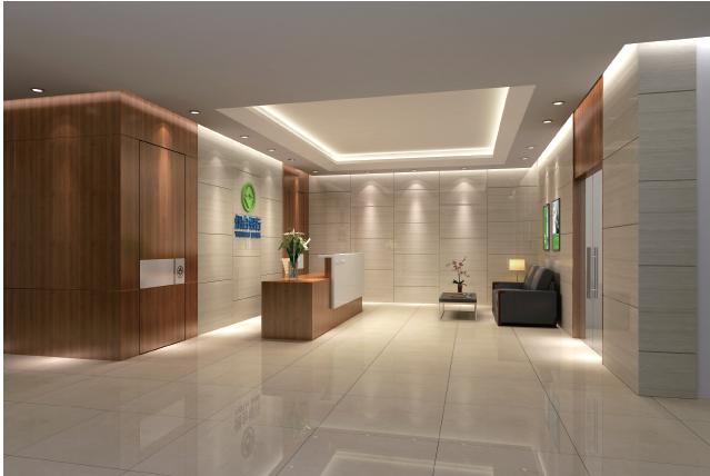 烟台银行营业网点及行政办公空间的空间识别系统图1