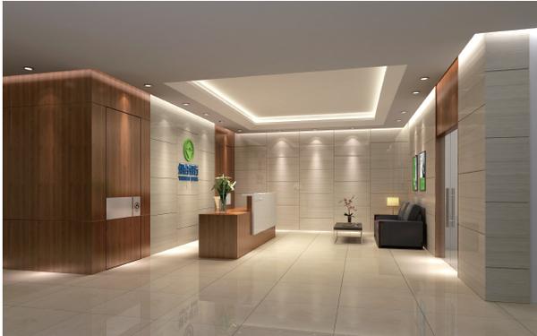 烟台银行营业网点及行政办公空间的空间识别系统