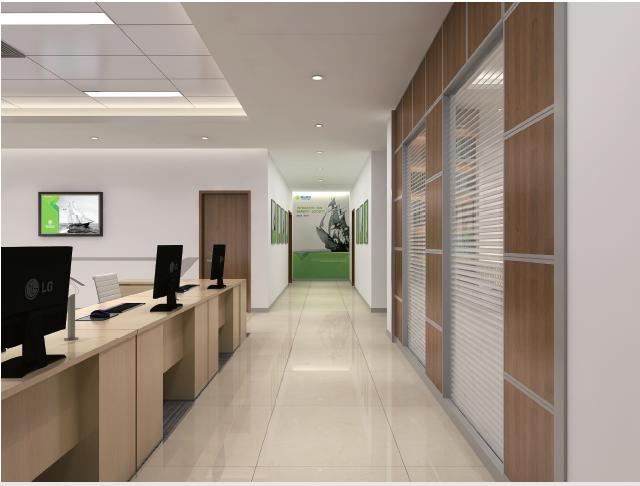 烟台银行营业网点及行政办公空间的空间识别系统图6