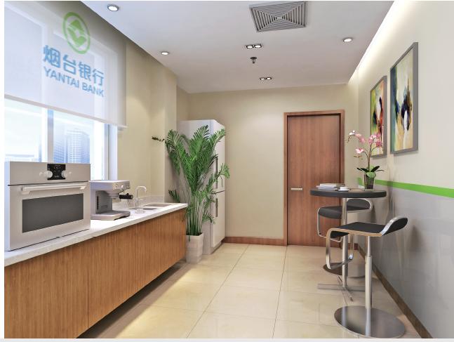 烟台银行营业网点及行政办公空间的空间识别系统图3