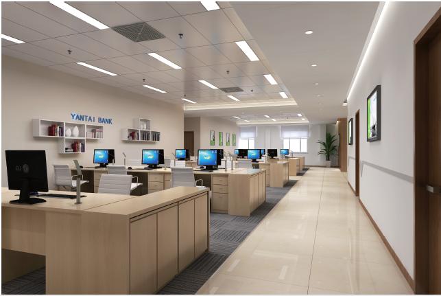 烟台银行营业网点及行政办公空间的空间识别系统图7