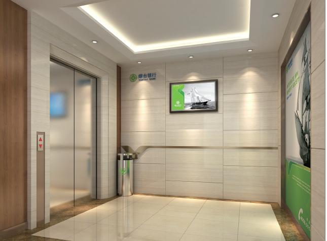 烟台银行营业网点及行政办公空间的空间识别系统图2