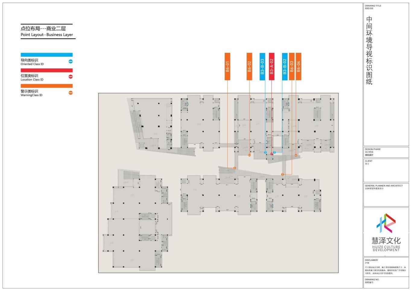 中间坊-商业导视系统深化设计图3