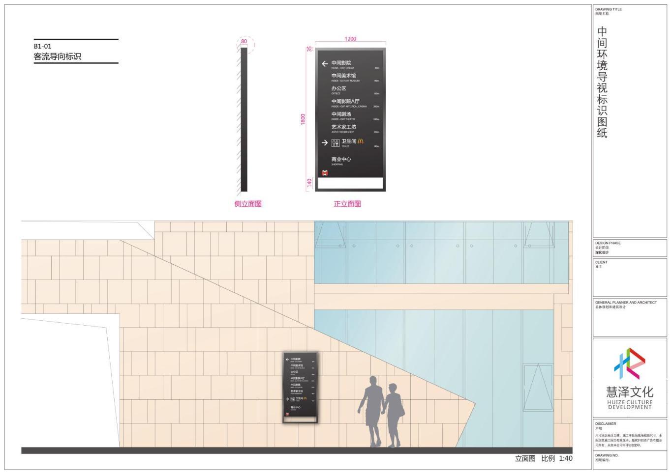 中间坊-商业导视系统深化设计图5