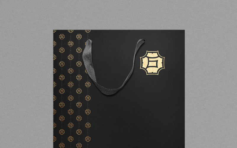 东方珠宝品牌VI设计图11