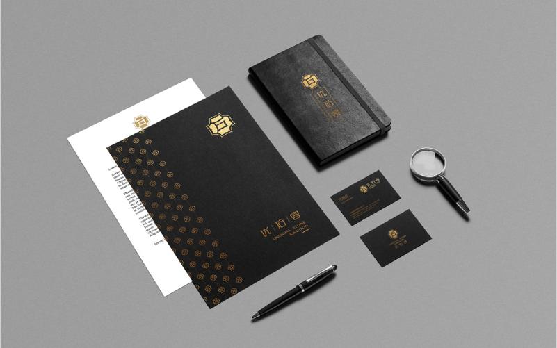 东方珠宝品牌VI设计图8