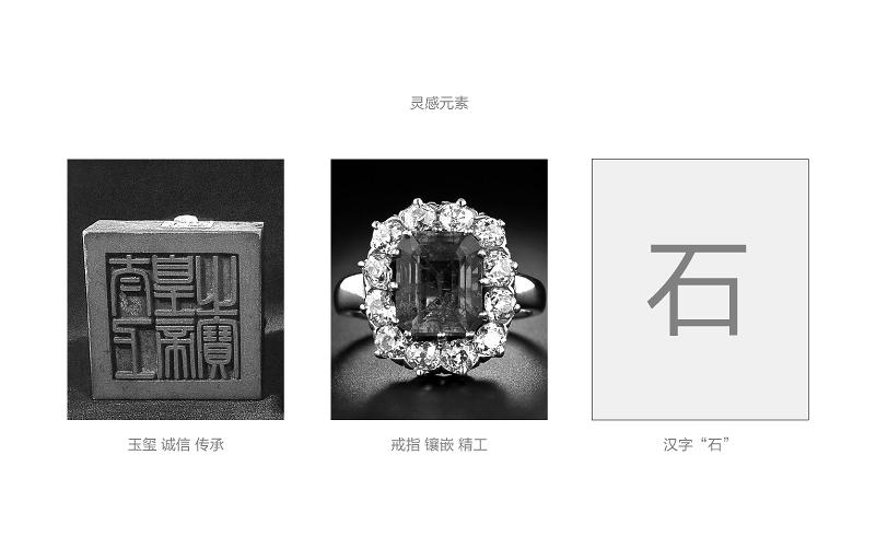 东方珠宝品牌VI设计图3