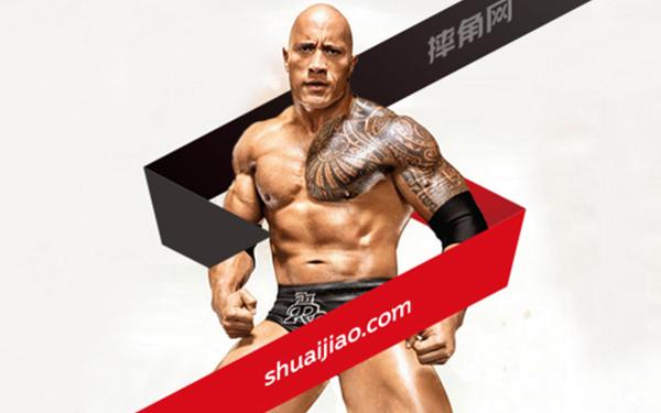 摔角网 品牌重塑