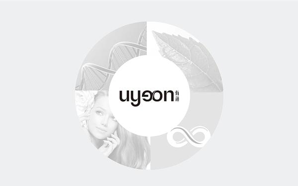 植物天然化妆品logo设计