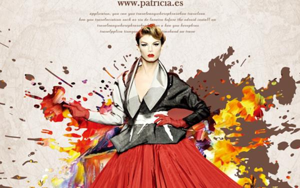 帕翠亚-创意海报