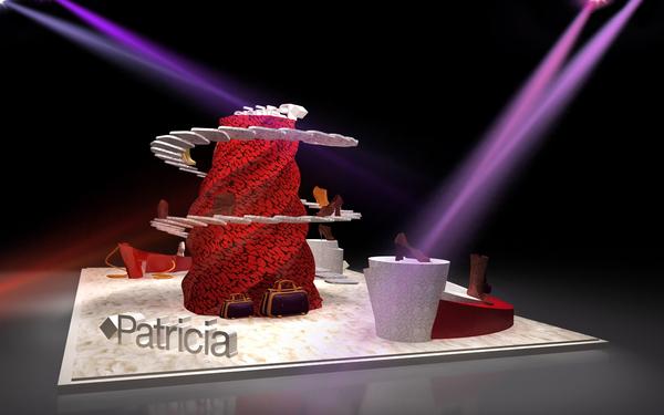 帕翠亚-展台设计