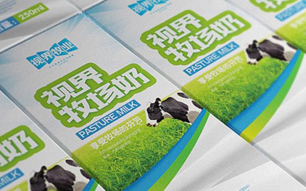 东君乳业-包装设计