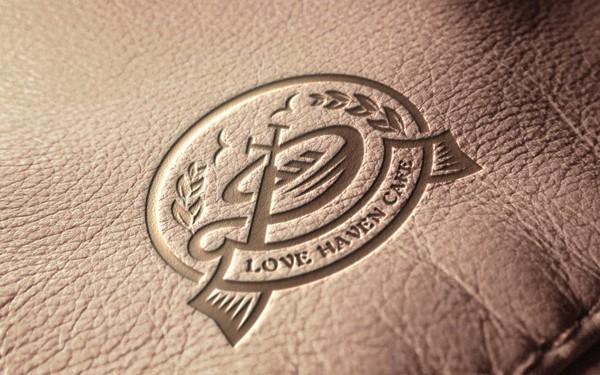 恋港咖啡品牌形象设计