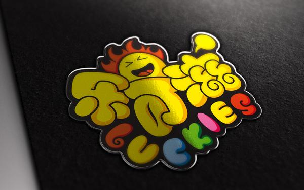 乐可滋标志(LOGO)设计