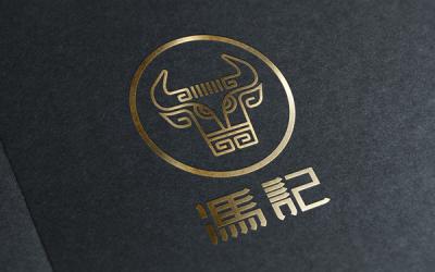 冯记标志(LOGO)设计