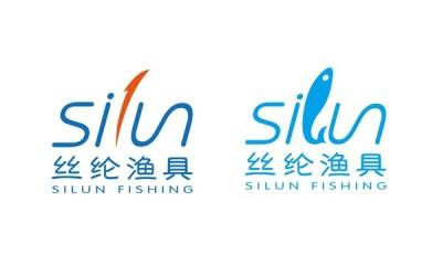 上海丝纶渔具logo设计