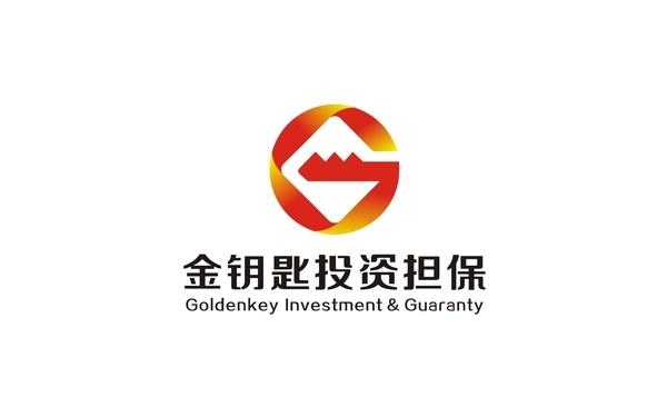 金钥匙投资担保有限公司标志设计