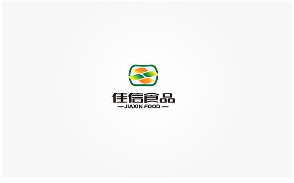 佳信食品标志设计
