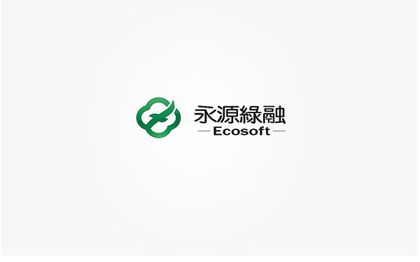 永源绿融标志设计